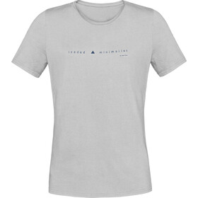 Norrøna /29 Cotton ID Camiseta Mujer, drizzle melange